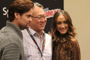 NIKITA: Shane West, Maggie Q & Albert Kim Video Interviews