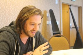 NIKITA: Aaron Stanford Video Interview
