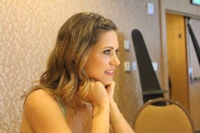 NIKITA: Lyndsy Fonseca Video Interview