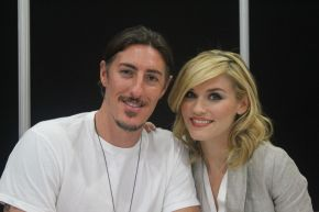 HAVEN: Emily Rose & Eric Balfour Video Interview