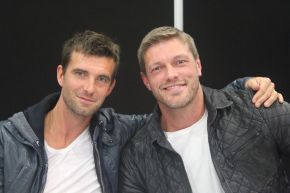 HAVEN: Lucas Bryant & Adam Copeland Video Interview