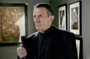 FRINGE: Leonard Nimoy On A Mind Bending Journey