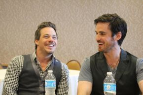 ONCE UPON A TIME: Michael Raymond-James & Colin O'Donoghue Video Interview