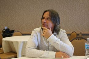 ONCE UPON A TIME: Robert Carlyle Video Interview