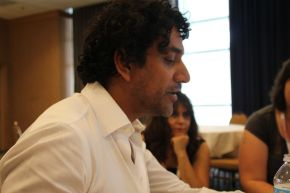 ONCE UPON A TIME IN WONDERLAND: Naveen Andrews Video Interview