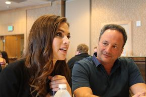 AGENT CARTER: Hayley Atwell & Louis D'Esposito Video Interview