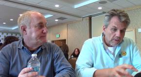MARVEL'S AGENTS OF S.H.I.E.L.D.: Jeph Loeb & Jeff Bell VideoInterview