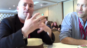 AGENT CARTER: Christopher Markus & Stephen McFeely Video Interview