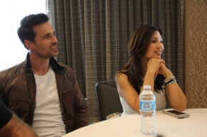 MARVEL'S AGENTS OF S.H.I.E.L.D.: Ming-Na Wen & Brett Dalton Video Interview