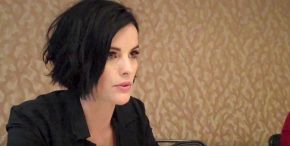 BLINDSPOT: Jaimie Alexander Video Interview