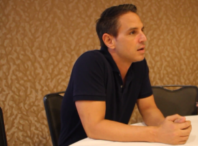 BLINDSPOT: Greg Berlanti Video Interview