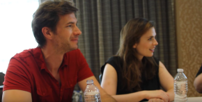 MARVEL'S AGENT CARTER: Hayley Atwell & James D'Arcy Video Interview