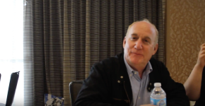MARVEL'S AGENTS OF S.H.I.E.L.D.: Jeph Loeb Video Interview