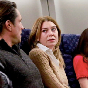"GREY'S ANATOMY: ""In The Air Tonight"""